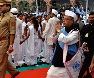 President Mukherjee at the 62nd Convocation of Gujarat Vidyapith