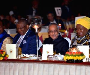 3rd India Africa Forum Summit - Banquet