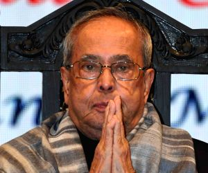 Pranab Mukherjee writes to Vajpayee's daughter