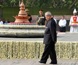 Rajiv Gandhi's death anniversary