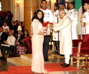 Civil Investiture Ceremony -  Sakshi Malik