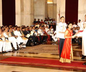 Civil Investiture Ceremony -  Dipa Karmakar