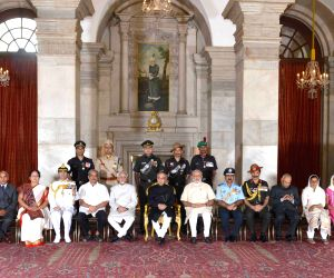 The Defence Investiture Ceremony–II