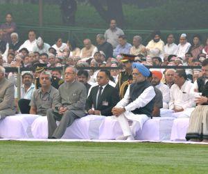 President pays homage to Indira Gandhi on her 31st death anniversary