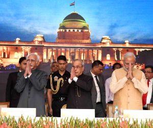 Rashtrapati Bhavan Museum - inauguration