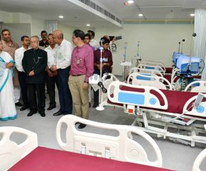 President Mukherjee inaugurates Indian Institute of Liver and Digestive Sciences