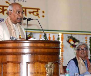 17th convocation of Shri Lal Bahadur Shastri Rashtriya Sanskrit Vidyapeetha - President Kovind
