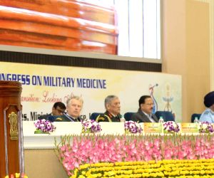 World Congress of the International Committee of Military Medicine - President Kovind