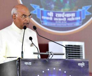 President Kovind at centenary celebrations of Sai Baba