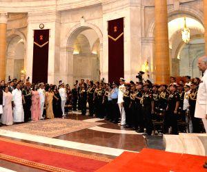 Defence Investiture - II - President Kovind