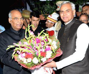 President Kovind at Raj Bhawan