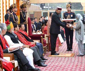 Ashok Chakra conferred posthumously on Garud commando