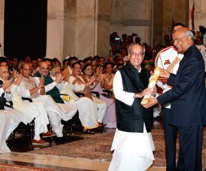 Ex-President Pranab Mukherjee awarded Bharat Ratna