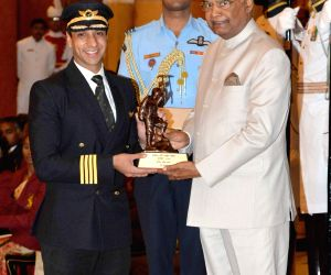 Tenzing Norgay National Adventure Award 2017 - Capt Udit Thapar