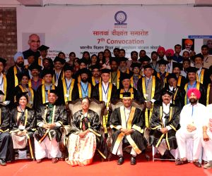 7th Convocation of  IISER - President Kovind