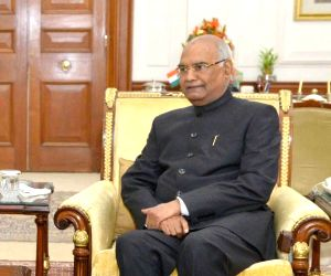 President commends Keralites' resilience