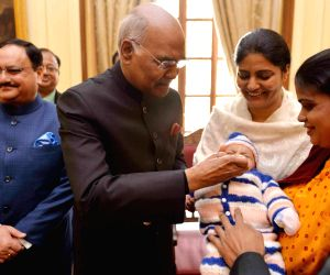 President Kovind launches Pulse Polio programme