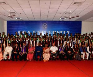 Taleigao (Goa): President Kovind at 30th annual convocation of Goa University