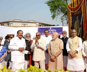 Dr. B.R. Ambedkar's 127th birth anniversary