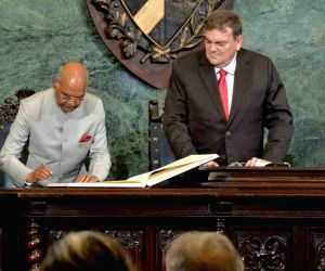Havana (Cuba): President Kovind at University of Havana
