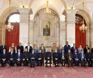 President Kovind meets Vice Chancellors Central Universities