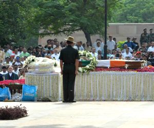Saturday's Change of Guard ceremony cancelled due to state mourning