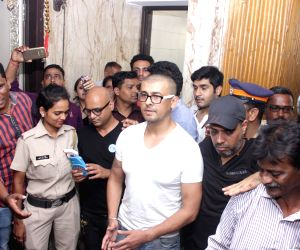 Press Conference for Azaan Controversy with Sonu Nigam