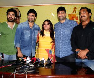 'Raju gari gadi' - press meet