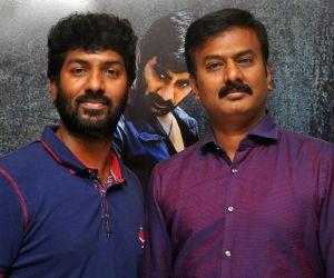 Press meet of Telugu film Nela Ticket