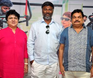 Press meet of Telugu film Vaishakham