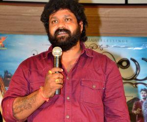 Pressmeet of Telugu film Athharillu