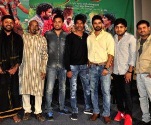 Pressmeet of Telugu film 'Kavintha'