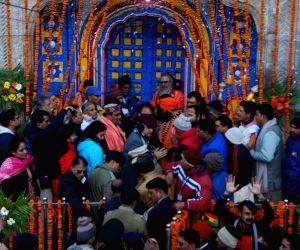 Portals of Kedarnath thrown open