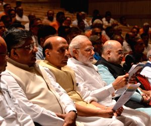 BJP Parliamentary meeting - Narendra Modi