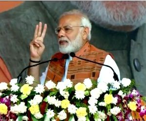 Corruption has become identity of Odisha government: Modi