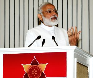 PM Modi inaugurates Basava Jayanthi 2017