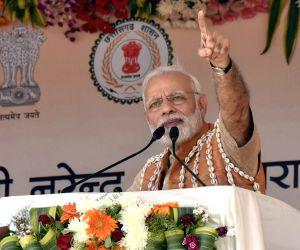 Bijapur (Chhattisgarh): PM Modi launches Ayushman Bharat Yojana