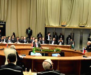 Johannesburg (South Africa): BRICS Leaders' Plenary Session