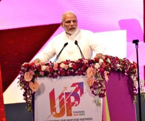 PM Modi addresses during a programme