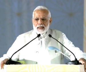 PM Modi lays foundation stone for India International Convention and Expo Centre