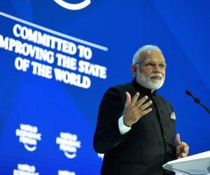 Davos (Switzerland): PM Modi addresses at World Economic Forum