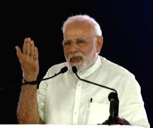 Baghpat (UP): PM Modi inaugurates Eastern Peripheral Expressway