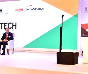 Narendra Modi, Theresa May address India-UK Tech Summit