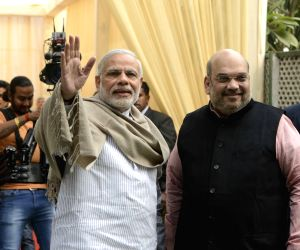 "Diwali Mangal Milan"" at BJP headquarters"