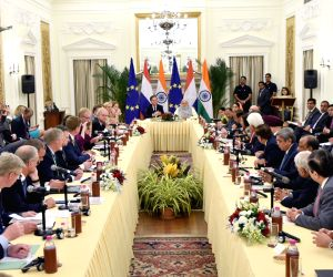 India-Netherlands CEOs Round table meeting - Modi, Dutch PM