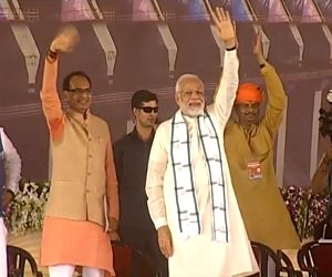 Modi in MP to unveil development projects