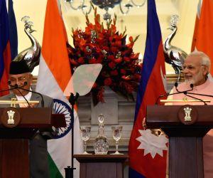Joint Press Statement - Narendra Modi, Nepalese PM