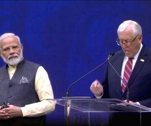 Houston (USA): 'Howdy Modi' - PM Modi
