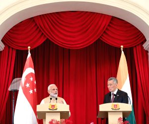 Joint Media Statement - PM Modi and Singapore PM