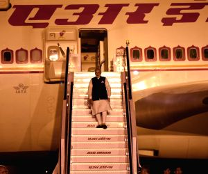 Modi returns back to India after four nation tour